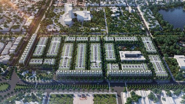Kim Long City – Khu E tiếp tục thu hút thị trường bất động sản năm 2018