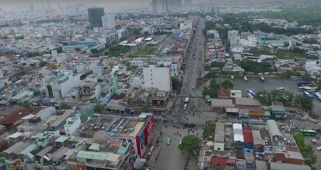 Quy hoạch TP.HCM mở rộng tạo sức nóng đất nền Nam Sài Gòn