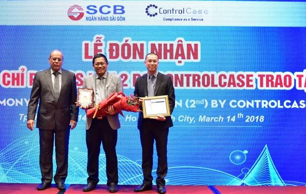 SCB lần thứ 2 nhận chứng chỉ bảo mật quốc tế PCI DSS