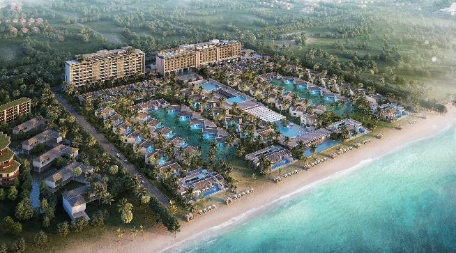 IHG mua lại Regent Hotel and Resort, dự án hạng sang của BIM Group càng trở nên đắt giá
