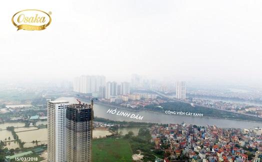 Sôi động các dự án chung cư giá rẻ phía Nam Hà Nội
