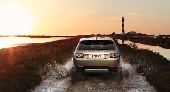 Land Rover Discovery Sport – SUV hạng sang cho người ưa trải nghiệm