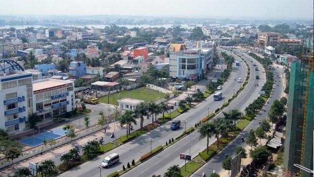 Thị trường địa ốc vùng ven TP.HCM: Ngoài đất nền, thị phần căn hộ cũng hấp dẫn không kém