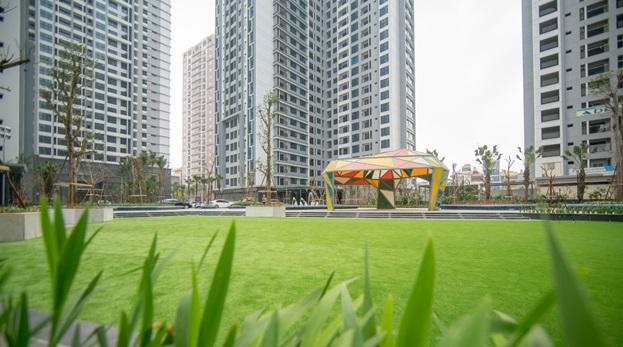 TNR Sky Park - Điểm nhấn giá trị cho bất động sản phía tây Hà Nội
