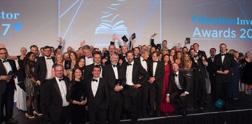 Apollo English tiếp tục nhận giải thưởng danh giá Anh quốc - EducationInvestor Awards 2018