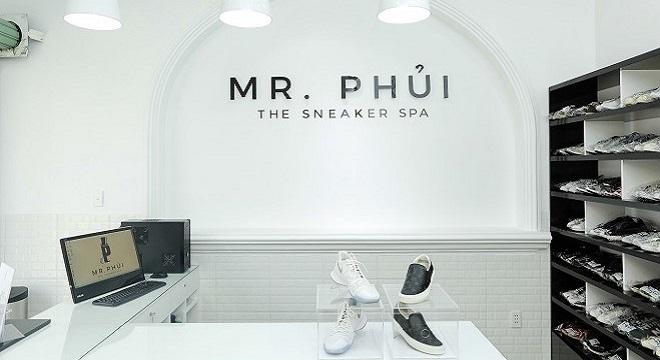 Mr Phủi – Hành trình ra đời của một spa giày chuyên nghiệp