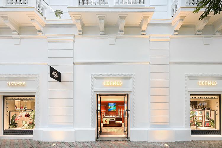 Hermès công bố hệ số lợi nhuận kỷ lục năm 2017