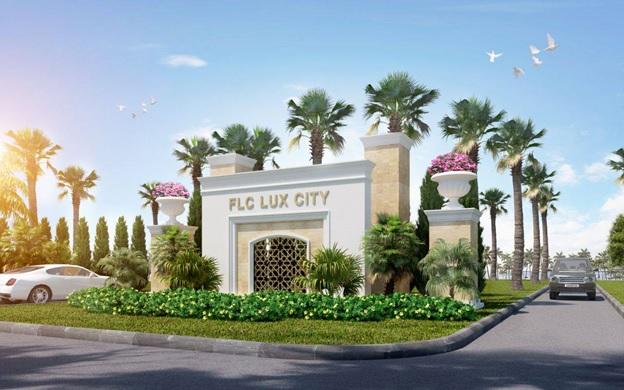 Biệt thự ven biển Quảng Bình tại FLC Lux City - The Ocean Village: Cơ hội sinh lời bền vững