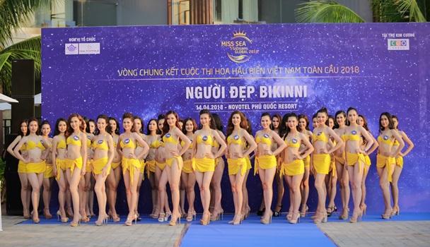 Thiên đường nghỉ dưỡng của Hoa hậu Biển Việt Nam toàn cầu 2018 ở đâu?