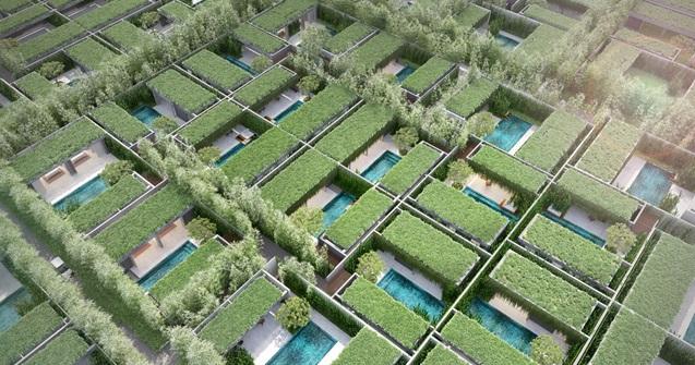 Bất động sản xanh được lòng nhà đầu tư