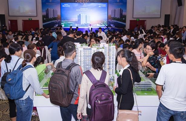 Căn hộ vùng ven vừa túi tiền – lựa chọn mới của giới trẻ Sài Gòn