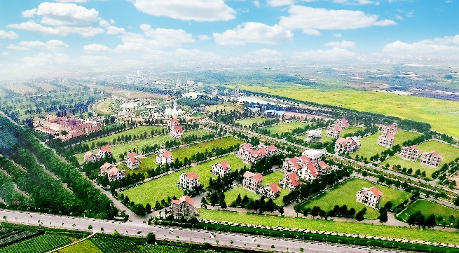 Bất động sản Tây Thăng Long hưởng lợi từ hạ tầng
