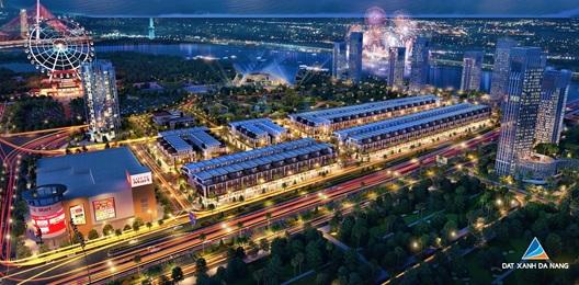 Sông Hàn – điểm sáng thu hút đầu tư bất động sản tại Đà Nẵng
