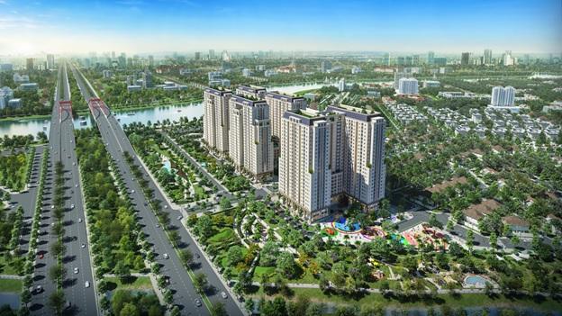 Sài Gòn: Sở hữu nơi an cư chỉ từ 168 triệu đồng
