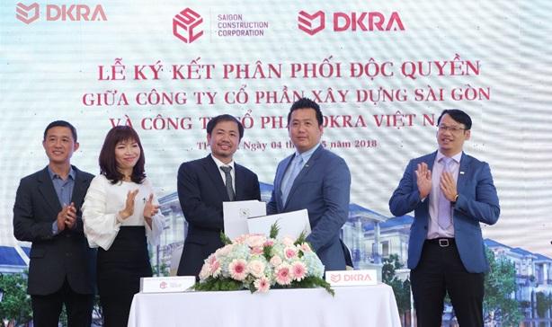 DKRA Việt Nam chính thức phân phối độc quyền khu biệt thự compound cao cấp Sol Villas