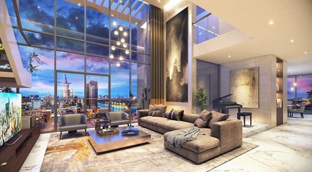Kiến tạo giá trị sống đích thực cho căn hộ hạng sang