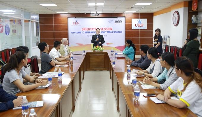 """Học MBA quốc tế không chỉ để """"nâng cấp"""" kiến thức"""