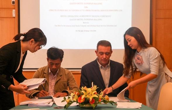 """Những đối tác """"khủng"""" hợp tác cùng Phát Linh trong dự án Eastin Phát Linh tại Hạ Long"""