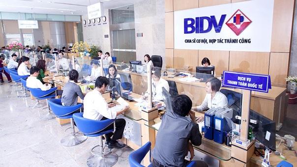 BIDV tuyển dụng cán bộ làm việc tại Trung tâm thẻ 2018