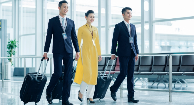 """Vietnam Airlines sẽ dùng """"nước cờ"""" nào cho kế hoạch kinh doanh 2018?"""