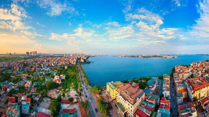 BĐS Hồ Tây trong mắt người nước ngoài