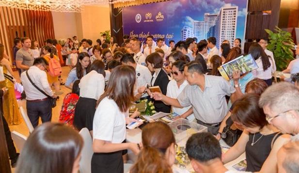 Sàn giao dịch bất động sản Lam Kinh mở bán block B3 đẹp nhất tại dự án căn hộ nghỉ dưỡng Monarchy Đà Nẵng