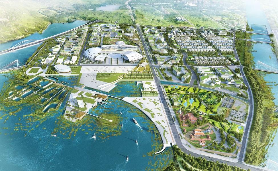 Đầu tư 5.534 tỷ cho Trung tâm hành chính mới tỉnh Khánh Hoà