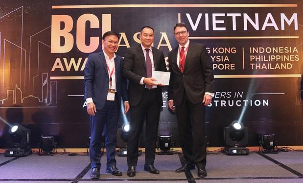 Gem Riverside đưa Đất Xanh vào Top 10 chủ đầu tư hàng đầu Việt Nam 2018