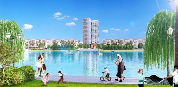 Sắp ra mắt chung cư cao cấp tại TP Bắc Giang – Areca Garden