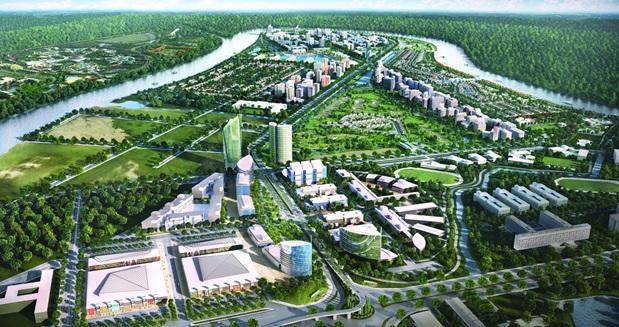 Cushman và Wakefield định giá 165ha đất thô của Nam Long tại Long An hơn 2.400 tỷ đồng