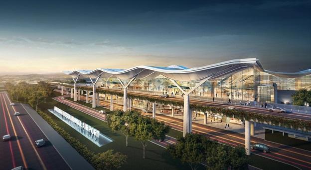 Sân bay Cam Ranh sắp đi vào hoạt động - Đòn bẩy cho thị trường địa ốc Nha Trang