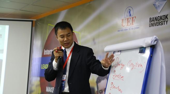 Học MBA quốc tế tại UEF: Phát triển kỹ năng quản lý, lãnh đạo và hơn thế nữa