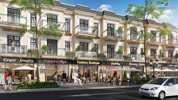 """Shophouse thông minh tại Đà Nẵng """"đổi vị"""" cho giới đầu tư bất động sản"""