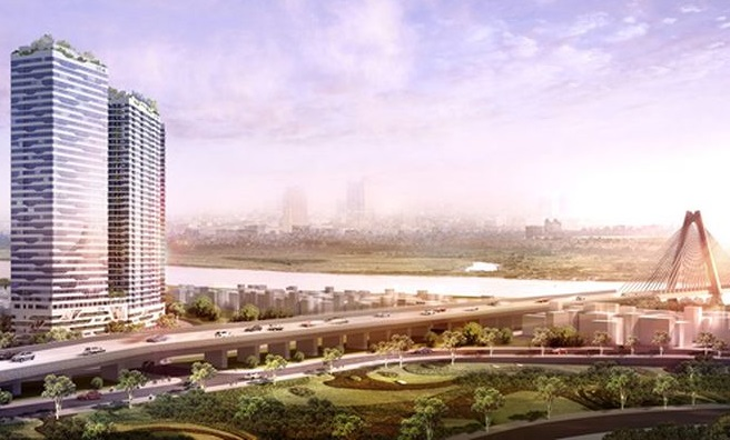 Intracom Riverside - lựa chọn của chung cư trung cấp khu vực Nhật Tân – Nội Bài