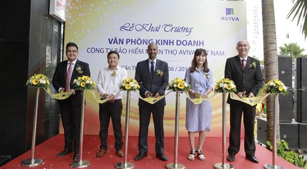 Aviva Việt Nam mở rộng mạng lưới kinh doanh tại Đà Nẵng và Cần Thơ