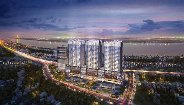 Tận hưởng không gian sống tiện ích ngay tại trung tâm Hà Nội