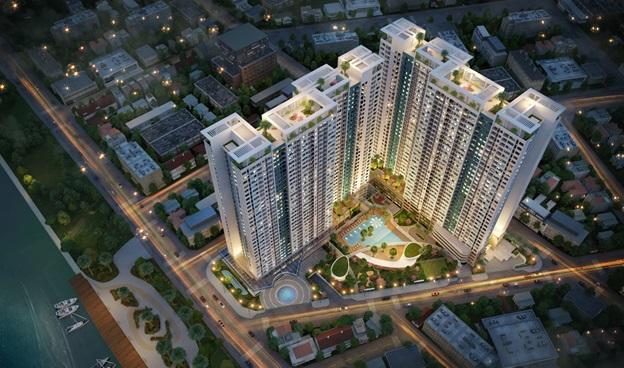Golden Land hợp tác cùng TTC Land triển khai gần 1.500 căn hộ cao cấp tại trung tâm thành phố