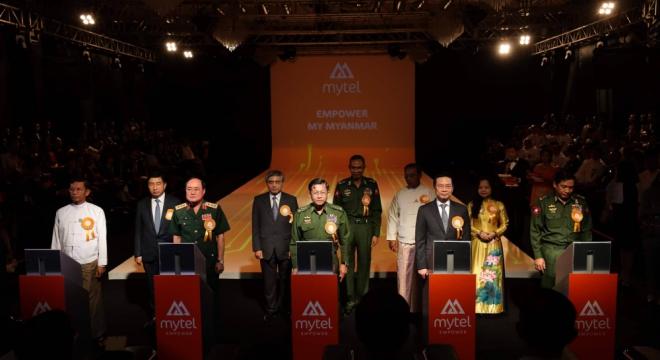 Chính thức khai trương mạng di động Mytel, Viettel đặt mục tiêu trở thành nhà mạng lớn nhất cả về hạ tầng và kinh doanh tại Myanmar