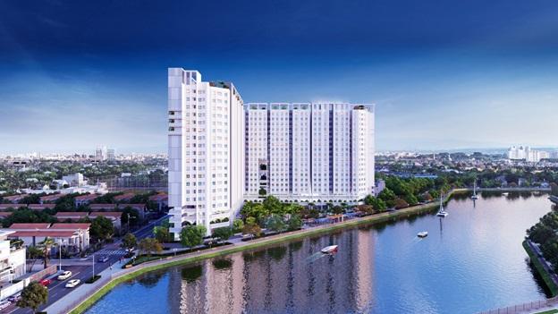 Căn hộ Marina Riverside: Giá tốt, chất lượng cao