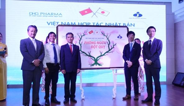 Việt Nam hợp tác Nhật Bản giúp người dân phòng chống đột quỵ