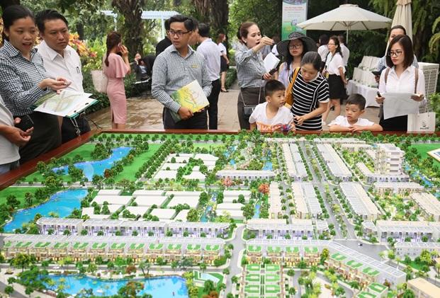 Dragon Village  thỏi nam châm thu hút nhà đầu tư