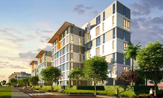 Jamona Sky Villas – lựa chọn mới của giới nhà giàu