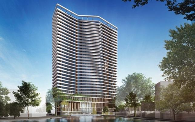 Bắc Giang sắp có tòa tháp nghìn tỷ 29 tầng?