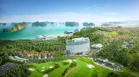 FLC Grand Hotel Halong: Condotel trong sân golf tại Quảng Ninh