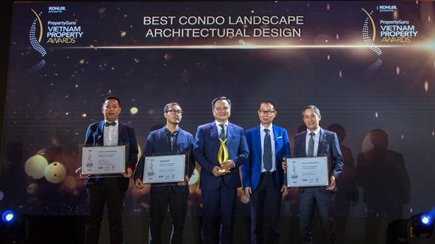 Gem Riverside được vinh danh với giải thưởng Vietnam Property Awards 2018