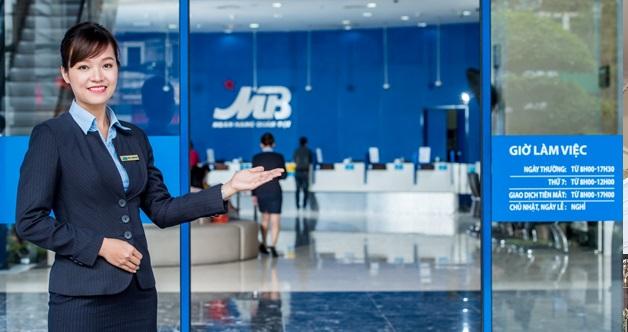 MB – Top 50 công ty niêm yết tốt nhất Việt Nam 2018