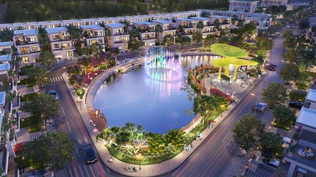 Nhà phố, biệt thự ven hồ: Dự án hiếm trên thị trường BĐS