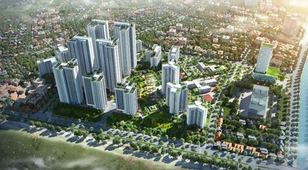 Sakura Hồng Hà Eco City cất nóc sớm vượt tiến độ