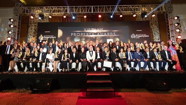 Gamuda Land giành 4 giải thưởng lớn tại PropertyGuru Vietnam Property Awards 2018