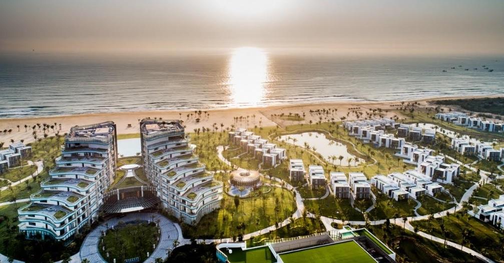 Vinpearl Resort and Golf Nam Hội An bừng sáng giữa lòng di sản ngàn năm